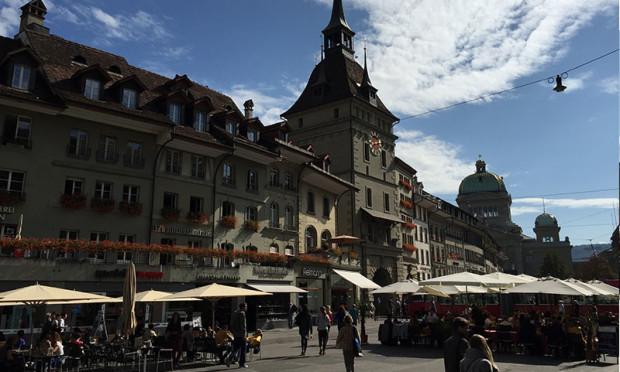 Neues Büro in Bern