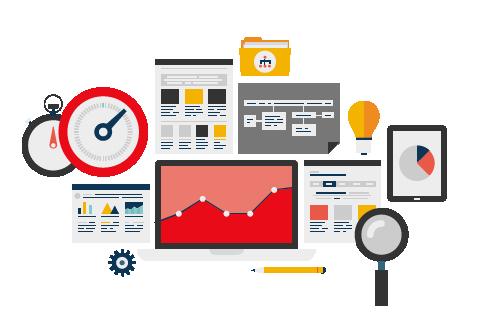Web Design und Entwicklung