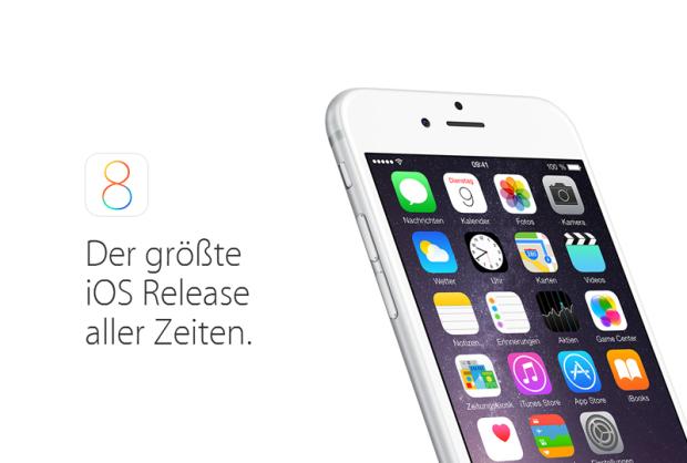 iOS 8: Was ist neu?