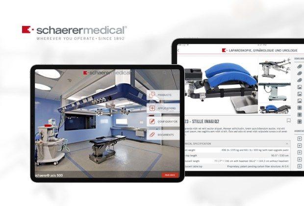 Vertriebslösung für Medizingeräte