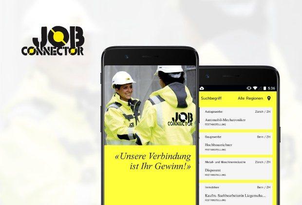 Jobconnector App