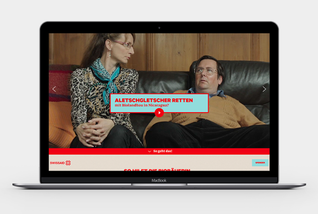 Swissaid Klimakampagne