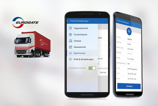 TRoad Trucker App