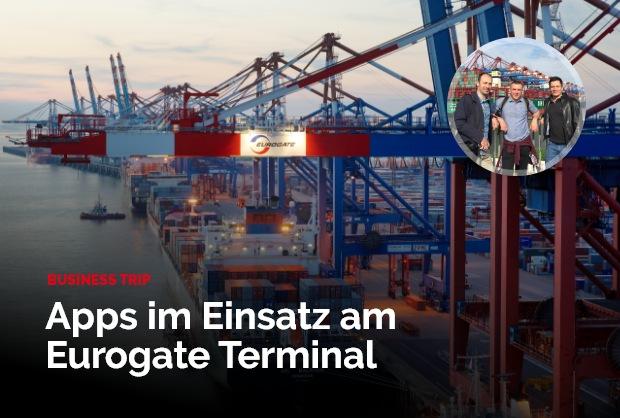 Business Trip - Eurogate Apps