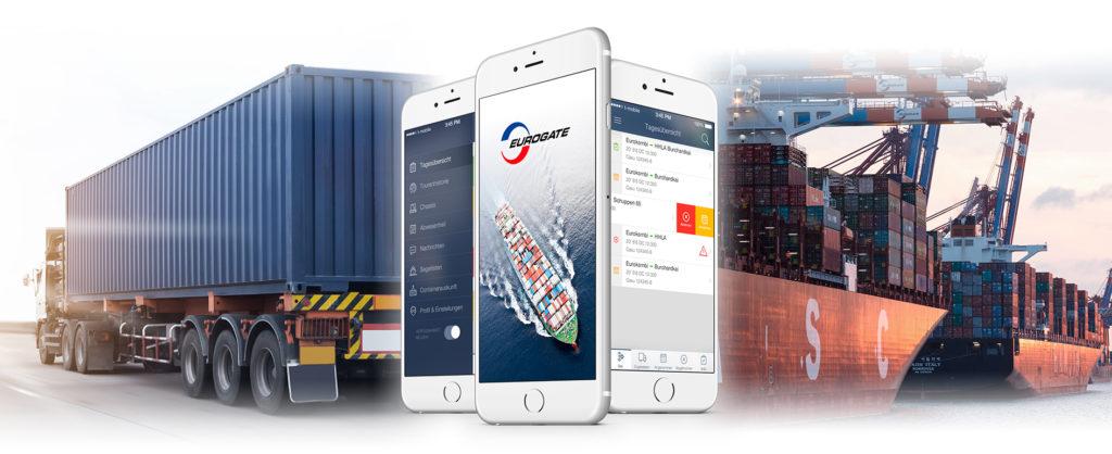 Eurogate Mobile Apps