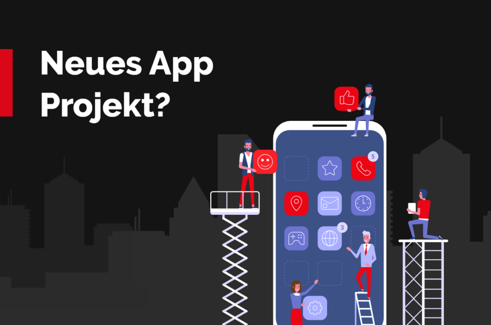 Neues App Projekt