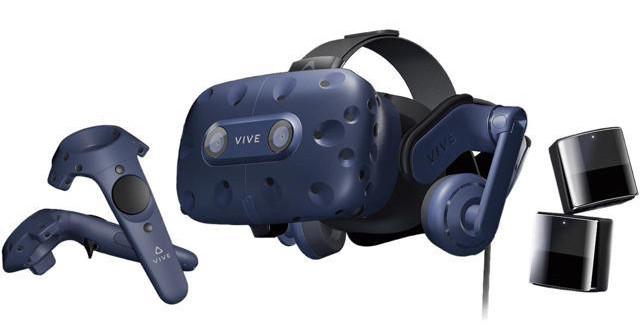 VR Brille - HTC Vive Pro