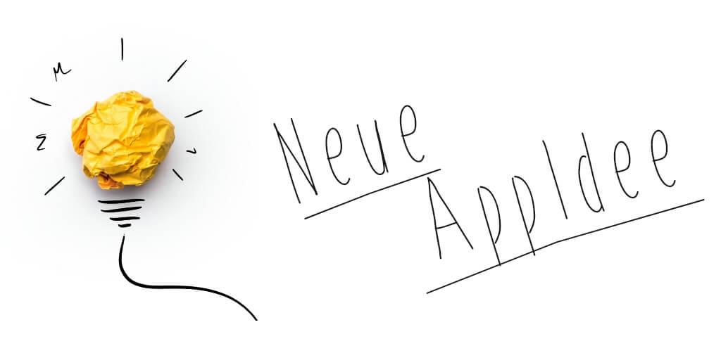 Neue Appldee