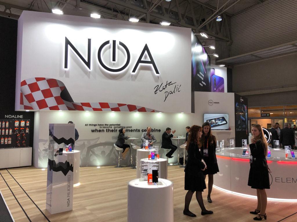 Noa Croatian Smartphones