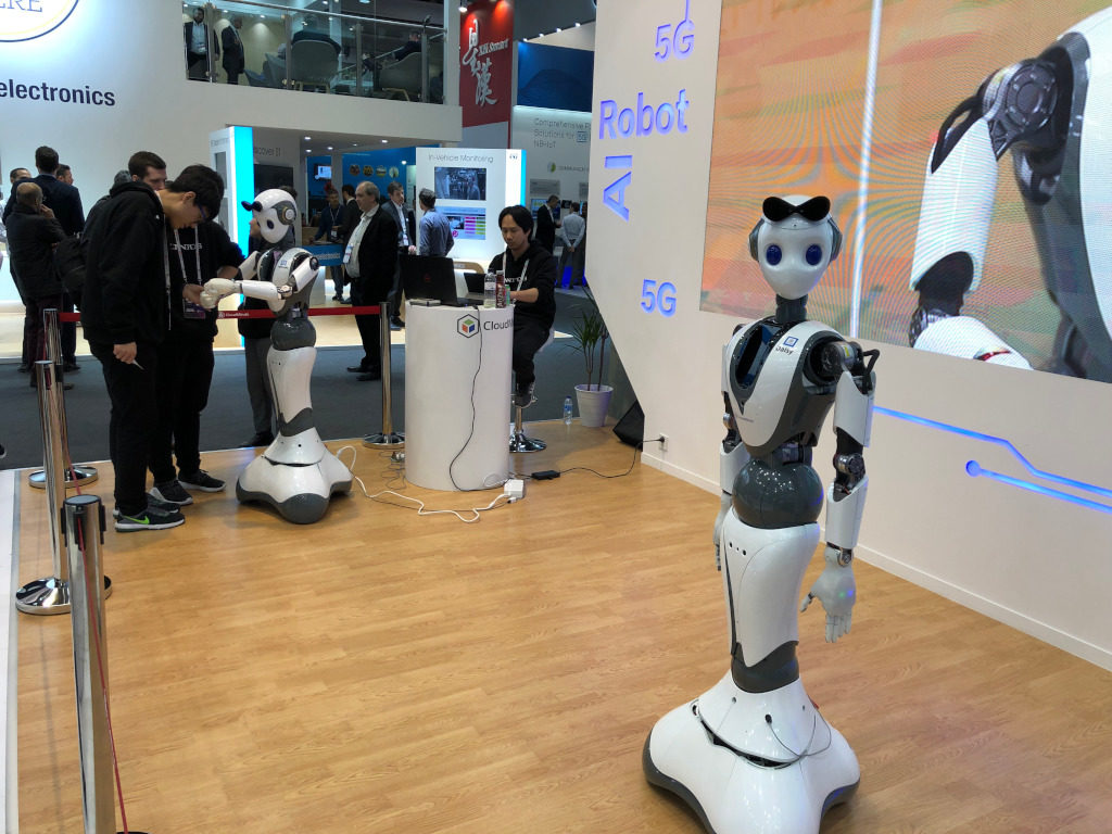 Robots AI Future