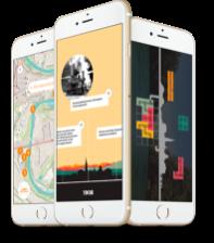 Unity3D - VougasBärn App