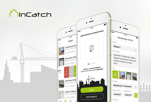 InCatch – Digitalisierung im Bau