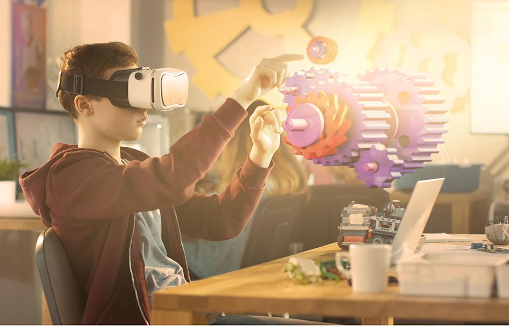 High-End Virtual Reality