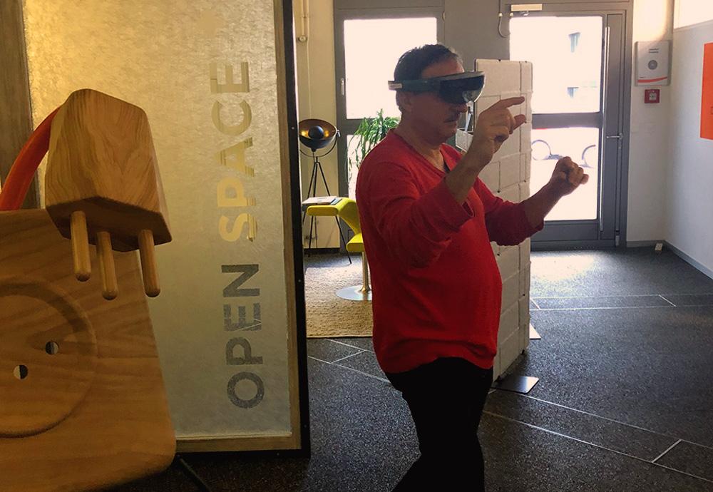 HoloLens Hands-on ewb