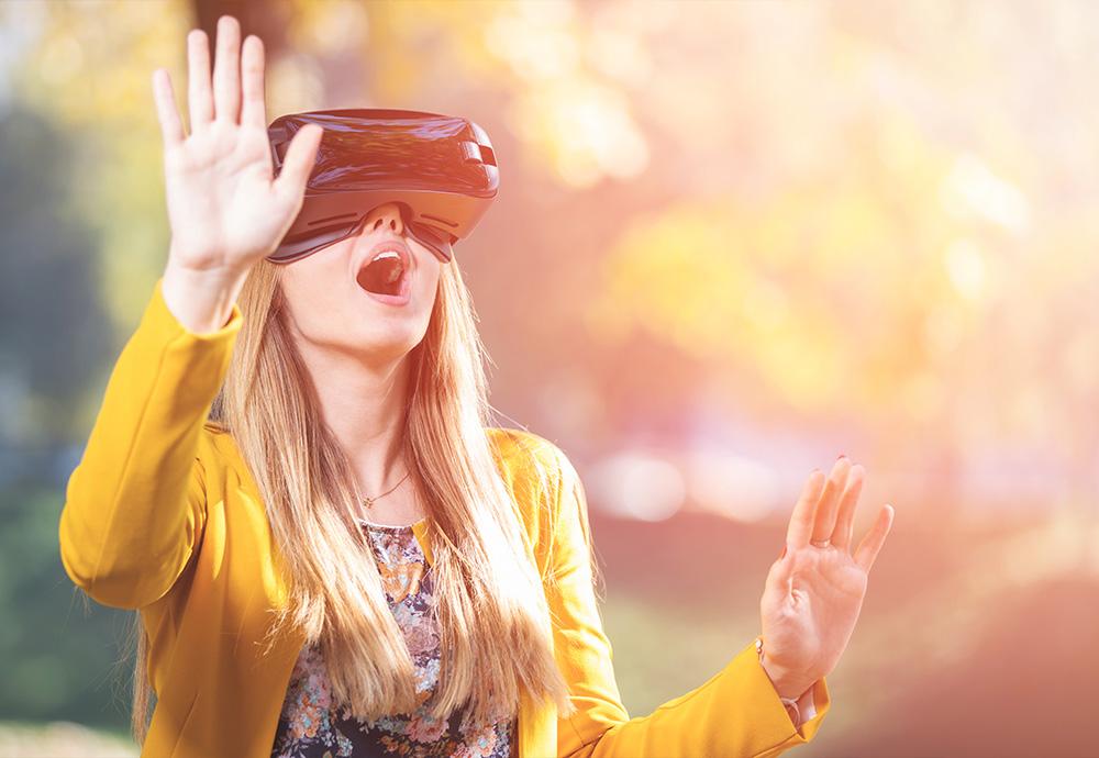 Mobile Headset-VR