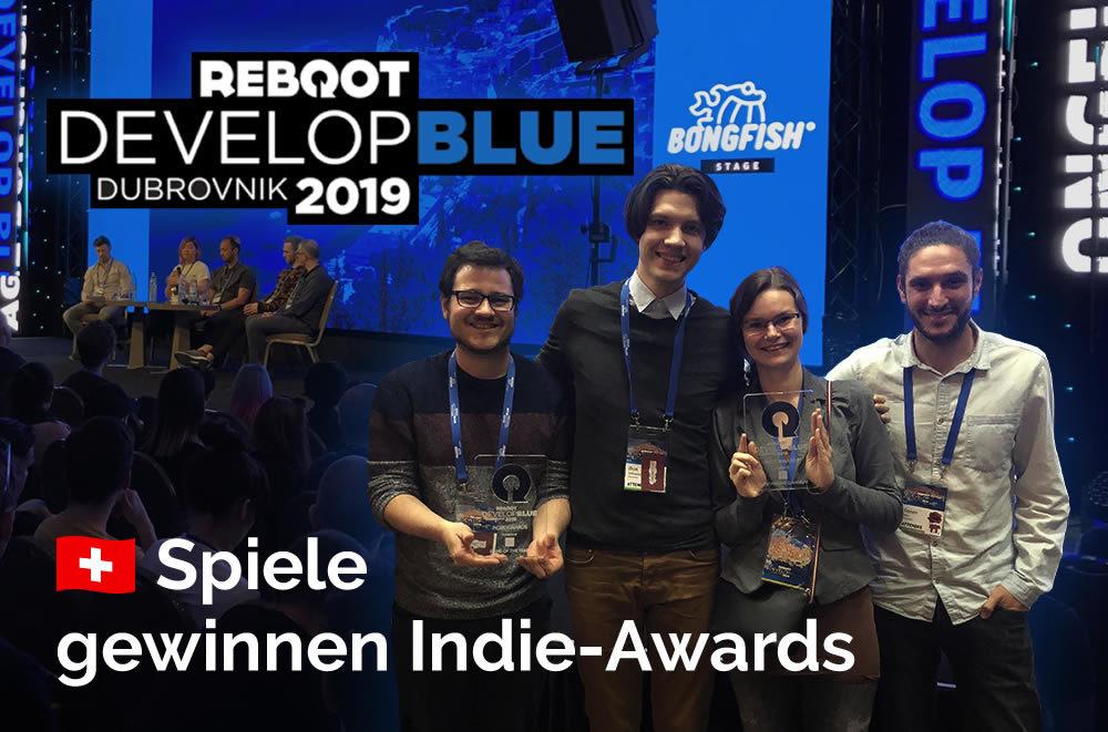 Reboot Develop Blue Erfahrungen