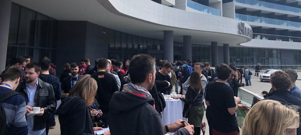 Reboot Developer Conference in Dubrovnik