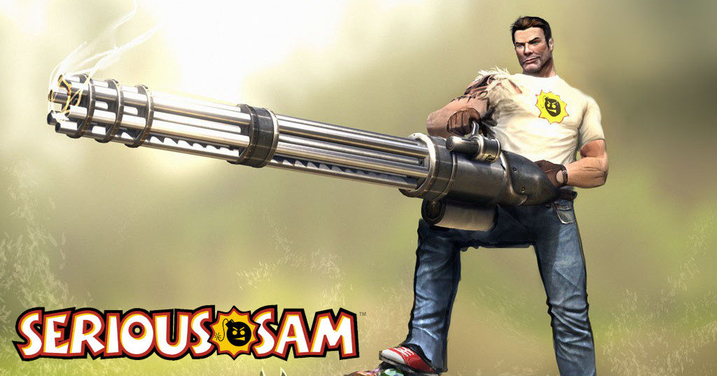 Serious Sam by Croteam