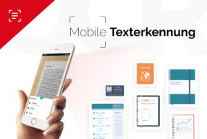 Mobile Texterkennung OCR App