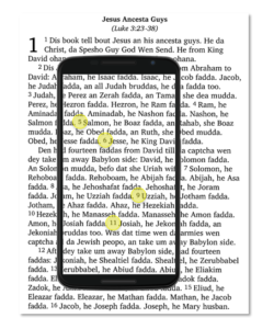 ocr texterkennung mobile inhalt direkt im text