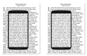 OCR Texterkennung Mobile Kameraschärfe