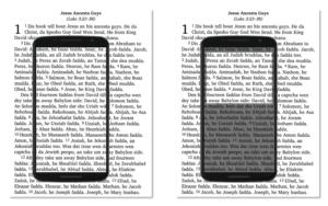 ocr texterkennung mobile kleinerer Kamera Scanausschnitt
