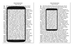 OCR Texterkennung Mobile Weniger Text Schnelleres Scannen