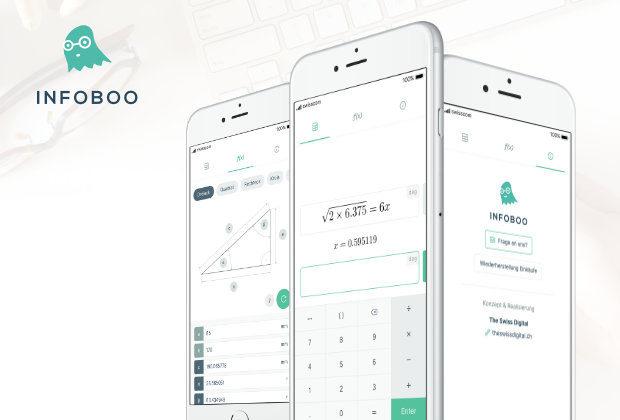 Infoboo App – Formeln und Berechnungen