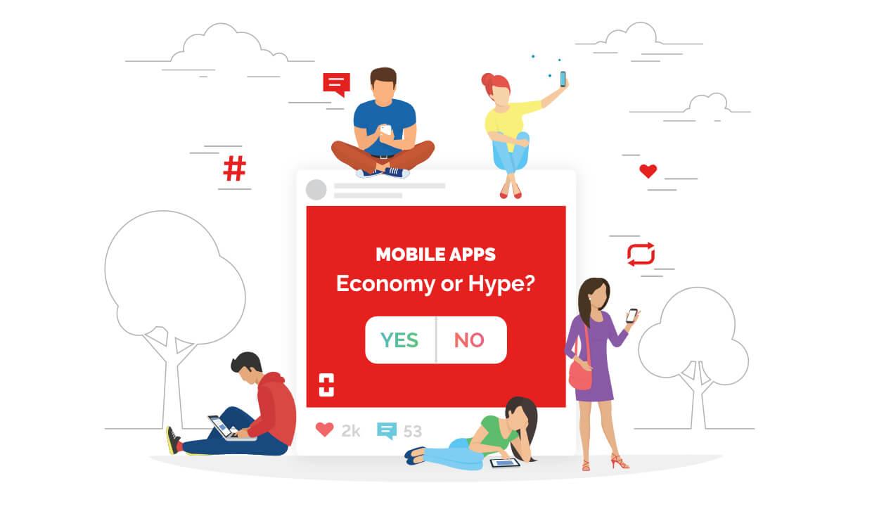 App Economy oder Hype