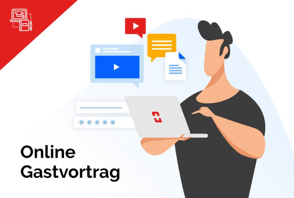 Online Gastvortrag