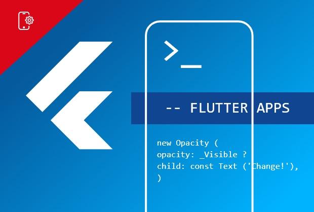 Flutter App Entwicklung