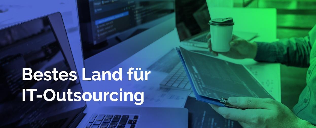 Bestes Land für IT-Outsourcing