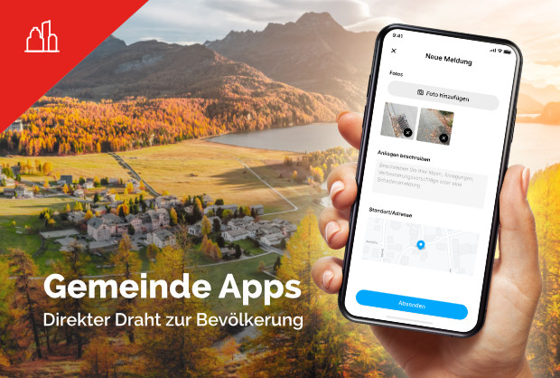 Gemeinde App Entwicklung