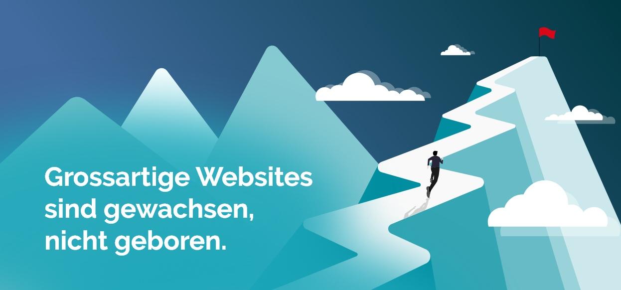 Growth-Driven Webdesign