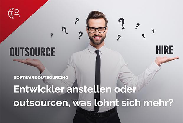 App Entwickler outsourcen oder anstellen